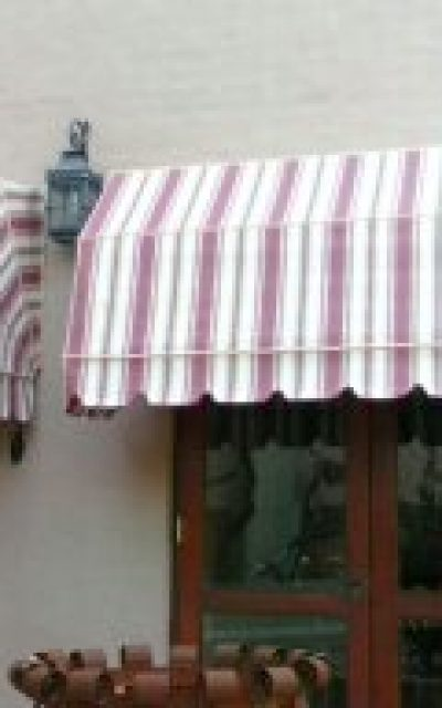 Pram Retractable Awning