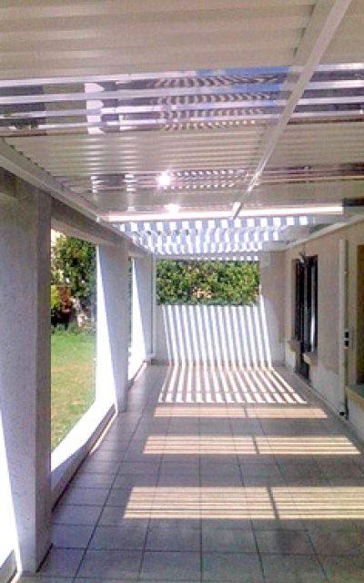 Steel IBR Roofing