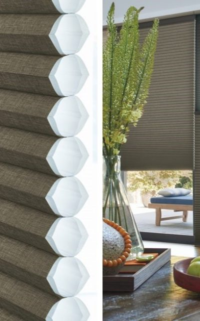 free hanging duette blinds 3